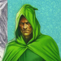 THE GREEN LAMA ORIGIN | DYNAMITE ENTERTAINMENT